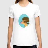 bubblegum T-shirts featuring Bubblegum  by Wvaja