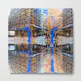 Akin to recalling, instead; understood mimicry. 11 Metal Print