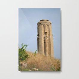 Monumental View Metal Print