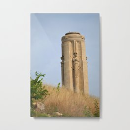 Monumental View Metal Print