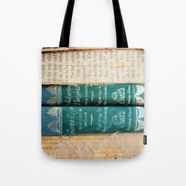 Jane Eyre / Wuthering Heights Tote Bag