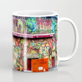 Mexican  Bar Coffee Mug