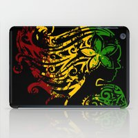 reggae iPad Cases featuring Reggae Lady by Lonica Photography & Poly Designs