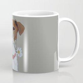 Daisy Dog Coffee Mug
