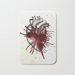 Anatomic Muscle (The Heart) Bath Mat