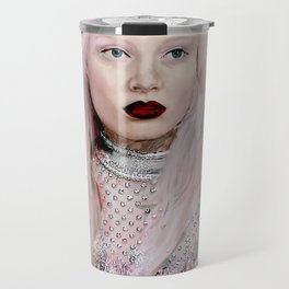 Pastel Beauty Travel Mug