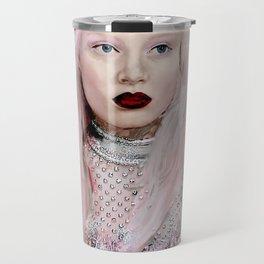 Pastel Beauty Travel Mug