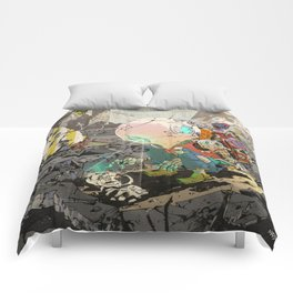 Not Alone Comforters