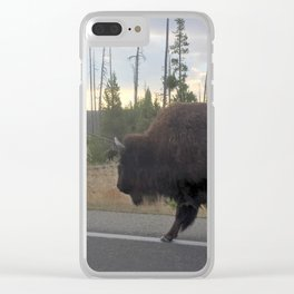 Pantaloons Clear iPhone Case