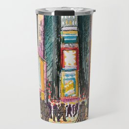 NANA in Times Square Travel Mug