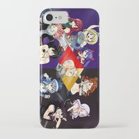 fairy tail iPhone & iPod Cases featuring Fairy Tail Chapter 440 by Minty Cocoa