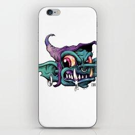Goblin iPhone Skin