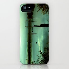 Green Bridge  iPhone Case