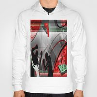 boxing Hoodies featuring Boxing by Robin Curtiss