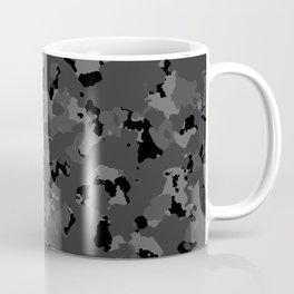 Black Camo Coffee Mug