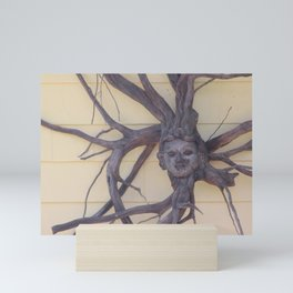 Hairs To Branching Out Mini Art Print