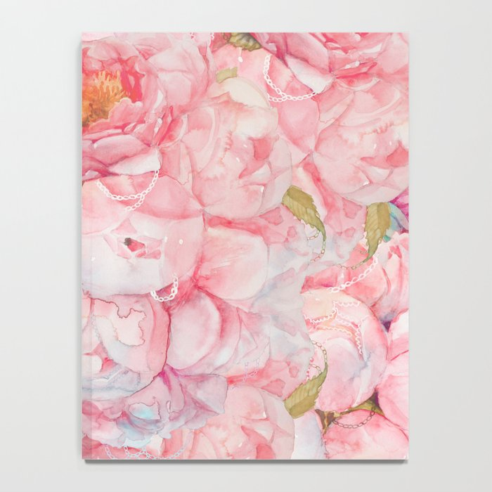 Tender bouquet Notebook
