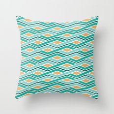 Moroccan Flavour 1 Throw Pillow