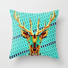 Bambi Stardust Throw Pillow