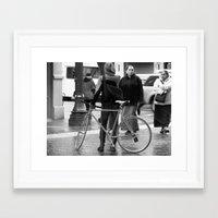 portland Framed Art Prints featuring Portland  by PIAH
