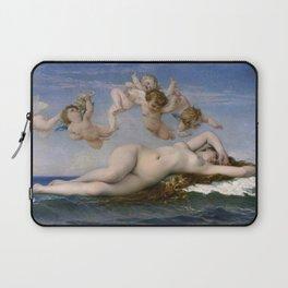 THE BIRTH OF VENUS - ALEXANDRE CABANEL Laptop Sleeve