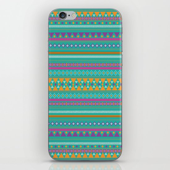 Tribal Party iPhone & iPod Skin