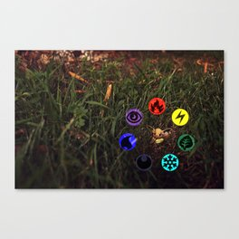 So many flavors to choose from Canvas Print