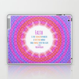 Emerge into the Light Laptop & iPad Skin