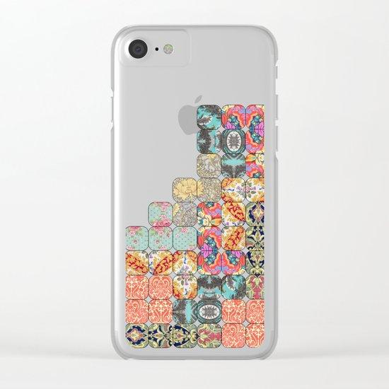 TETRIS Clear iPhone Case