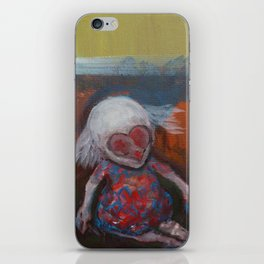 heartface iPhone Skin