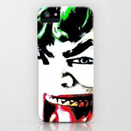 Famous Clown iPhone Case
