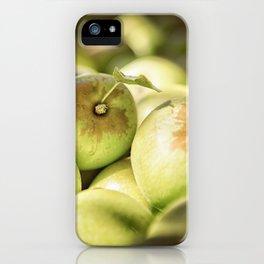 Green Jewels iPhone Case