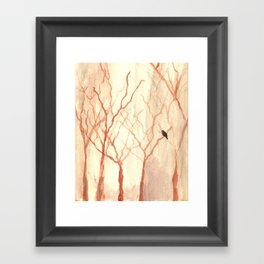 A Chance for Hope Framed Art Print