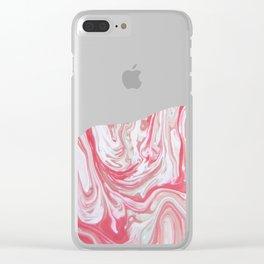 Tutti Frutti  Clear iPhone Case