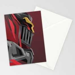 Zed Vector art Stationery Cards