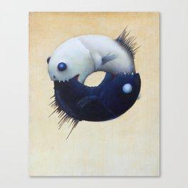 Tai Chi 2 Canvas Print