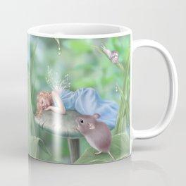 Sweet Dreams Fairy Coffee Mug