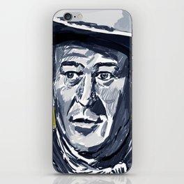 Stagecoach iPhone Skin