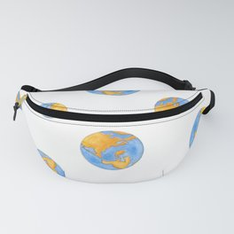 Chikyu (Earth) 3 Fanny Pack