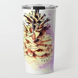 Pinecone Travel Mug