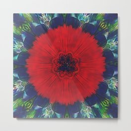 Flower Power 11 Metal Print