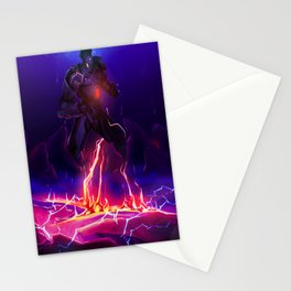 Gipsy Danger Breach Stationery Cards