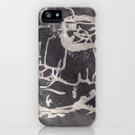 Untitled 001 iPhone Case