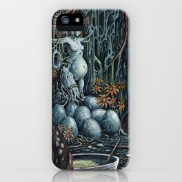 The Brood iPhone Case
