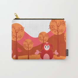 Cute monster Carry-All Pouch