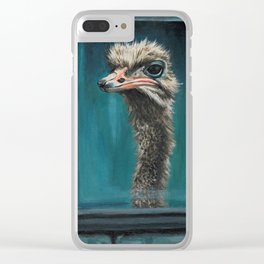 Get Off My Lawn Clear iPhone Case