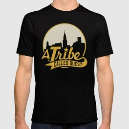 A Tribe Called Quest City Skyline T-shirt