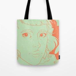 Etsy Girl Tote Bag