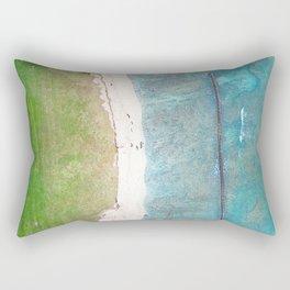 Hawaiian Shores Rectangular Pillow