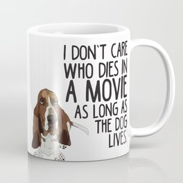 Bassett Hound Coffee Mug